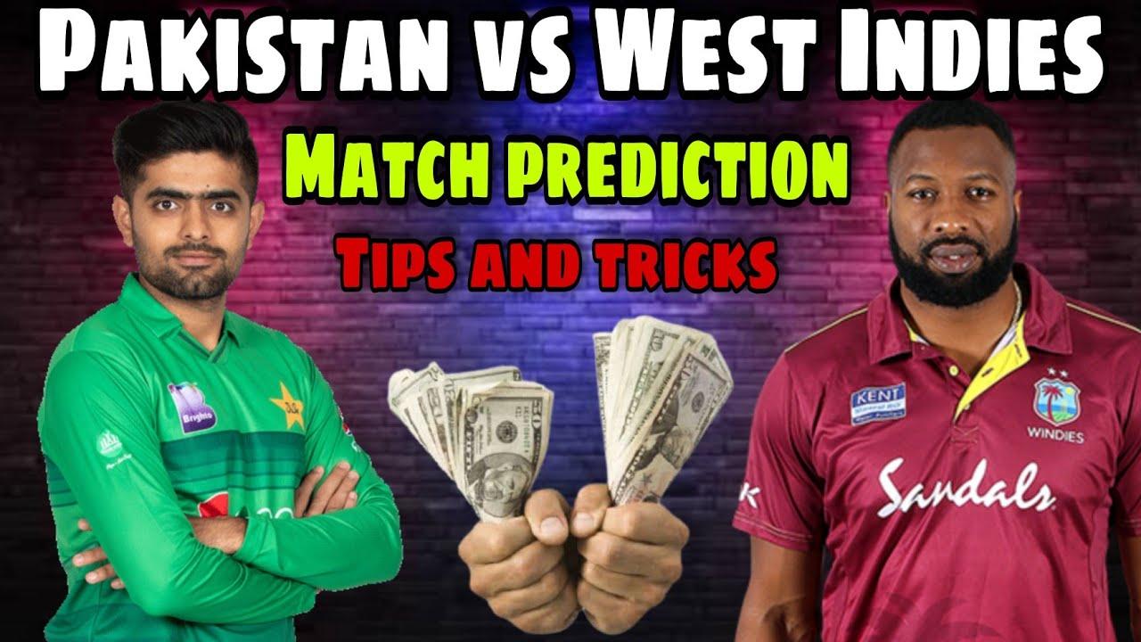 Pakistan vs West Indies 1st t20 match   West Indies vs Pakistan match Prediction   WI vs PAK   XYZ  
