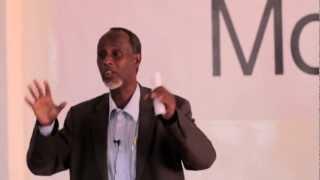 TEDxMogadishu - Amir Issa - Mogadishu is Ready to Receive Anybody