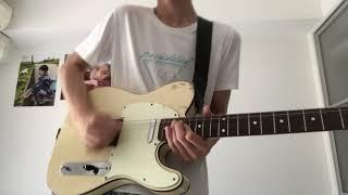 勝田里奈さん卒業記念 アンジュルム 友よ Guitar Cover