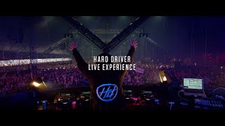 Hard Driver - The Live Experience (Defqon.1 2017)