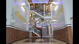 Nhà bán Gò Vấp - 4 x 17 m chính chủ thiết kế đẹp lung linh như biệt thự Lê Văn Thọ Gò Vấp Hẻm 10m