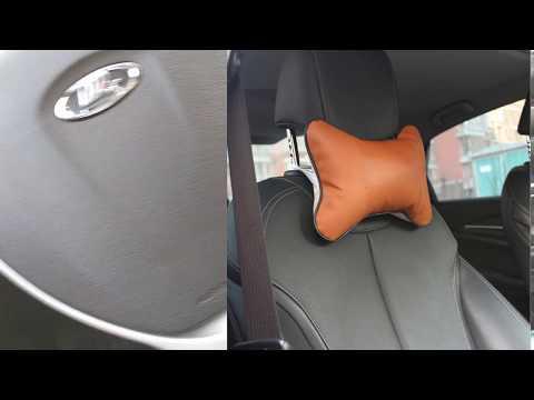 Шикарные подушки под шею в автомобиль.