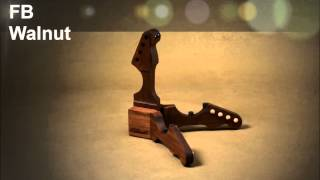 Cstands Solid Wood Guitar Stands