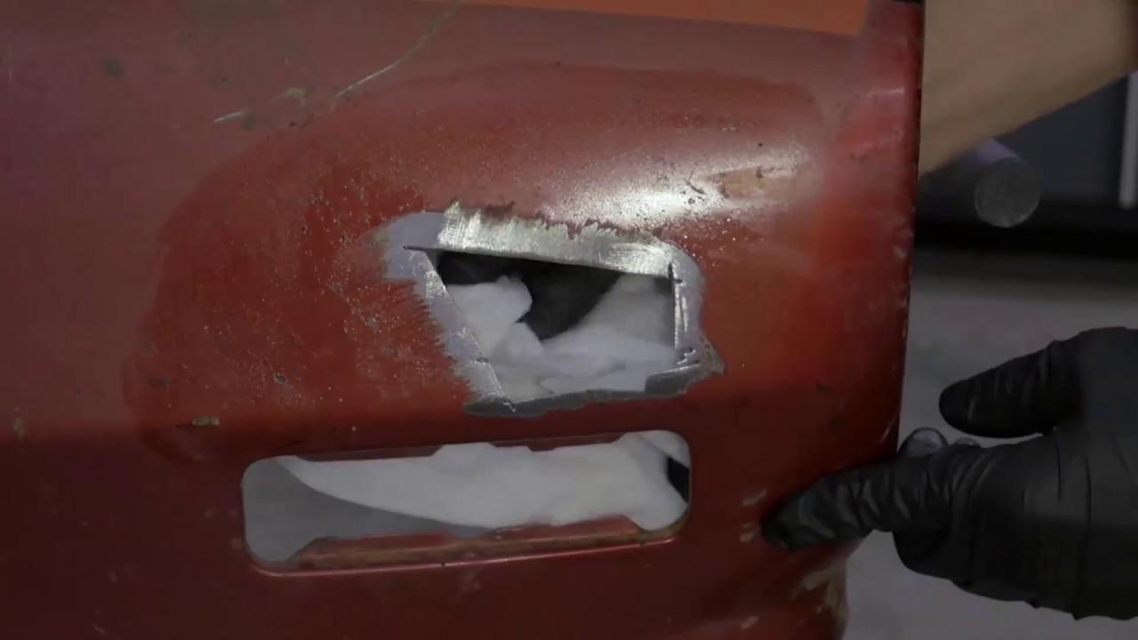 ISOPON Body Repair Kit For Holes