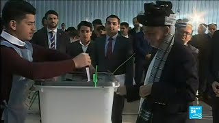 Afghanistan: results expected by December after violent elections