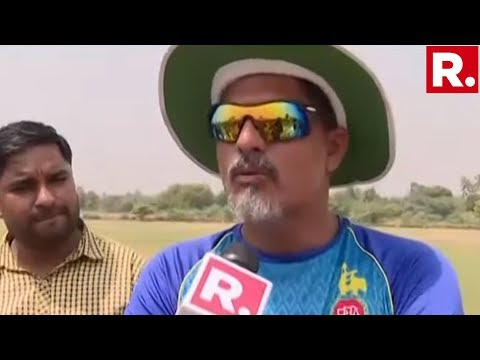 Watch Republic TVs Live Report From Sehwag's Academy In Najafgarh