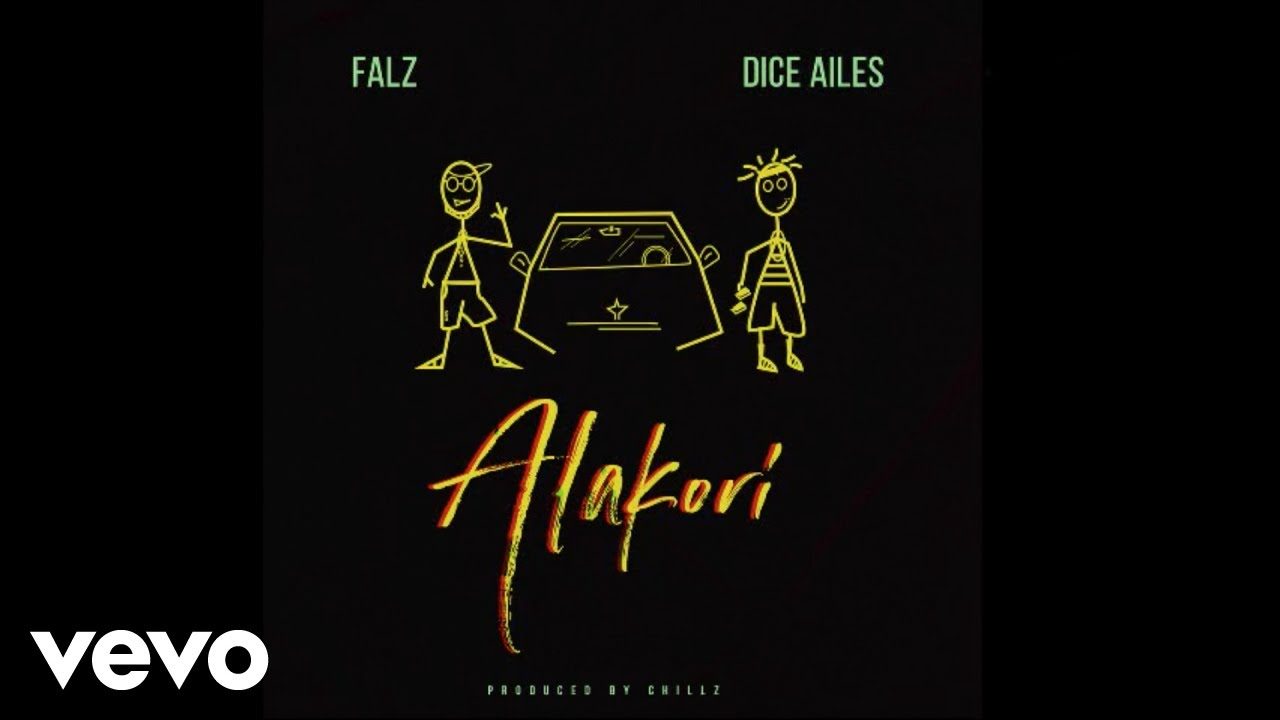 Falz, Dice Ailes - Alakori (Official Audio)