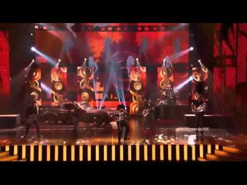 Gerardo Ortiz - Damaso & Mañana Voy A Conquistarla - Premios Billboard 2013