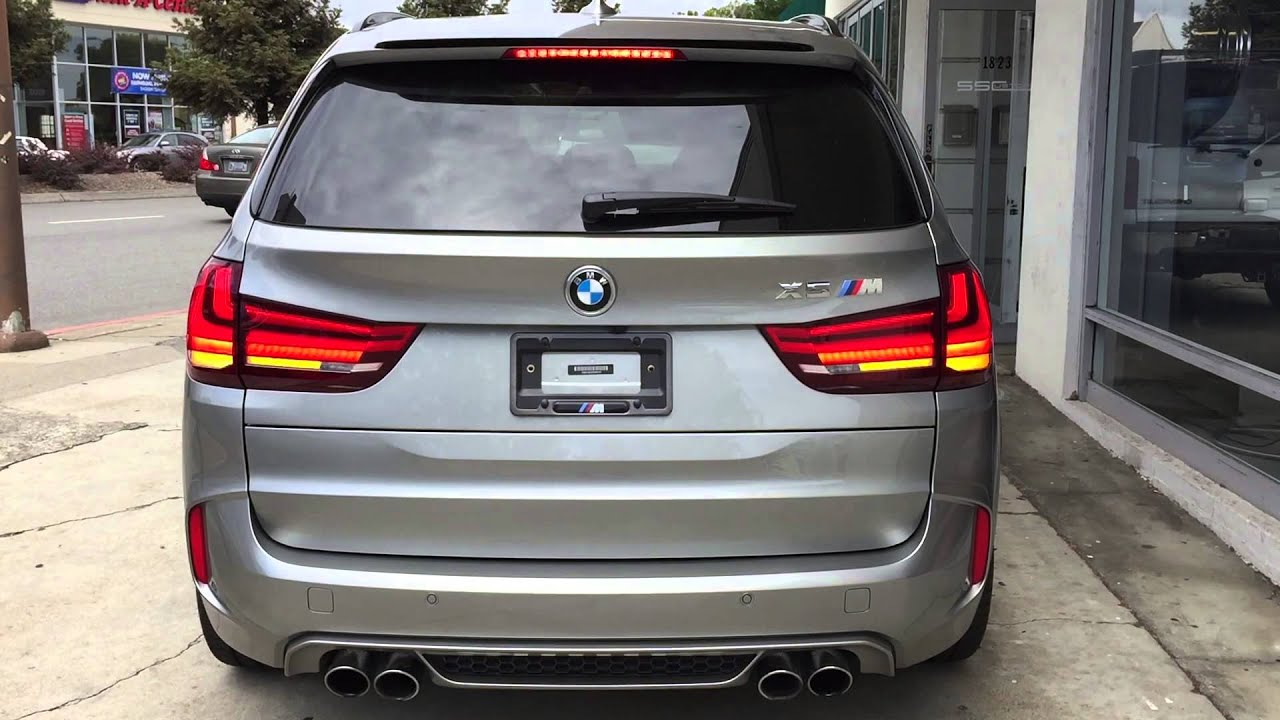 My X5 M in Pictures - M Performance Parts and more    - BMW