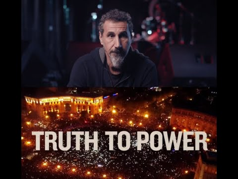 System Of A Down's Serj Tankian new film 'Truth To Power' trailer released ..!