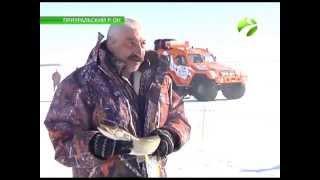Більше 100 рибалок вийшли на лід на чемпіонаті ОДТРК ''Ямал-Регіон''