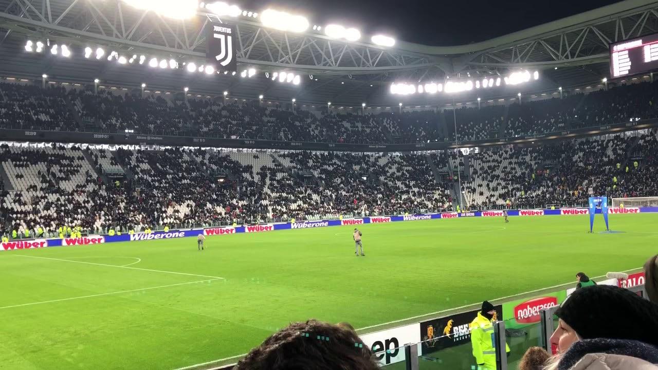 Juventus - Parma 2-1 19/01/2020 Lettura Formazioni - YouTube