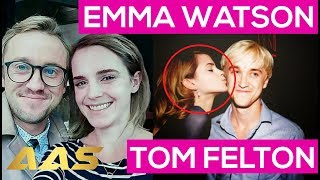 Emma Watson and Tom Felton Lovely Moments All the Time!