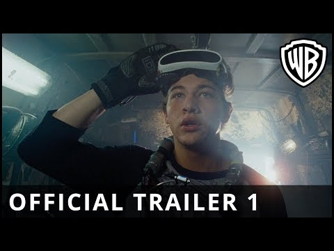 Ready Player One - Official Trailer - Warner Bros. UK