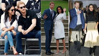 Etiquette expert: What Meghan got right & wrong during her first public appearances with Harry