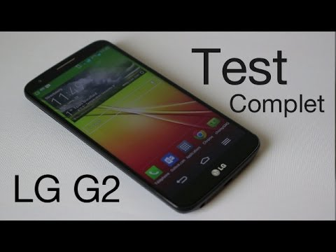 Test complet du LG G2 | Performance, KnockOn, Zoom Audio, qualité photo et vidéo.