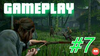 The Last of us Parte 2,Gameplay Dublado em Potuguês PT-BR  (ao vivo)