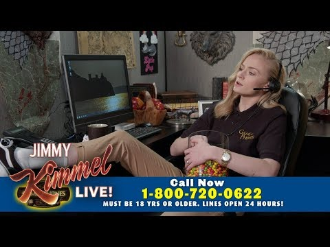 Bob Delmont - Questions about Game Of Thrones?  There is a Hotline for that....