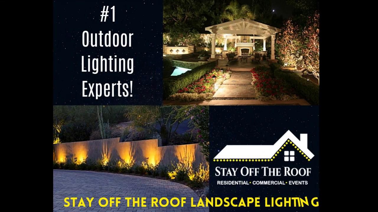 landscape lighting phoenix az design