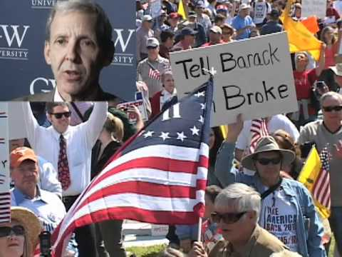 The Tea Party Movement