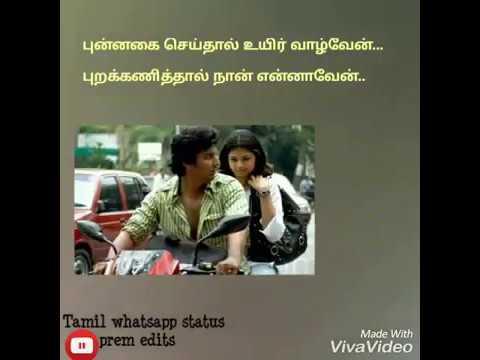 Love feeling whatsapp status tamil siva manasula sakthi😍💚|Tamil whatsapp status prem edits😍