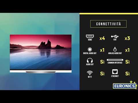 LG | TV OLED 4K Cinema HDR Dolby Atmos | OLED55E8PLA