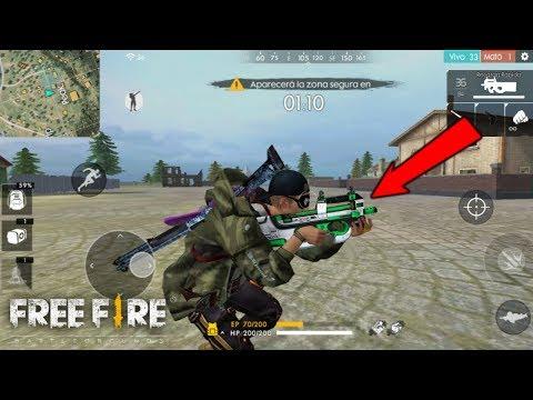 NUEVA ARMA!! SERA LA P90? FREE FIRE