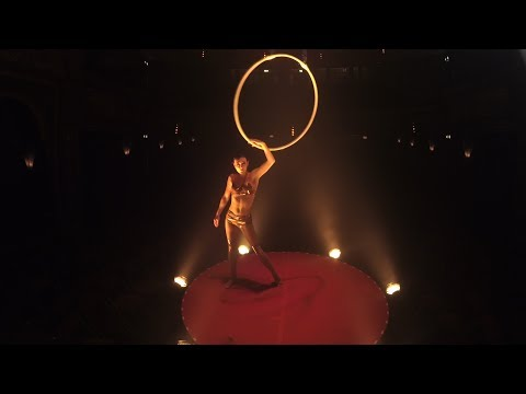 Cabaret, Circus and Variety. Enjoy the West End's La Soirée 180VR 3D Experience