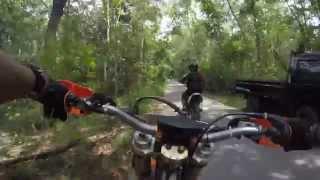 ATP - Adventure Palangkaraya Trail - Footage