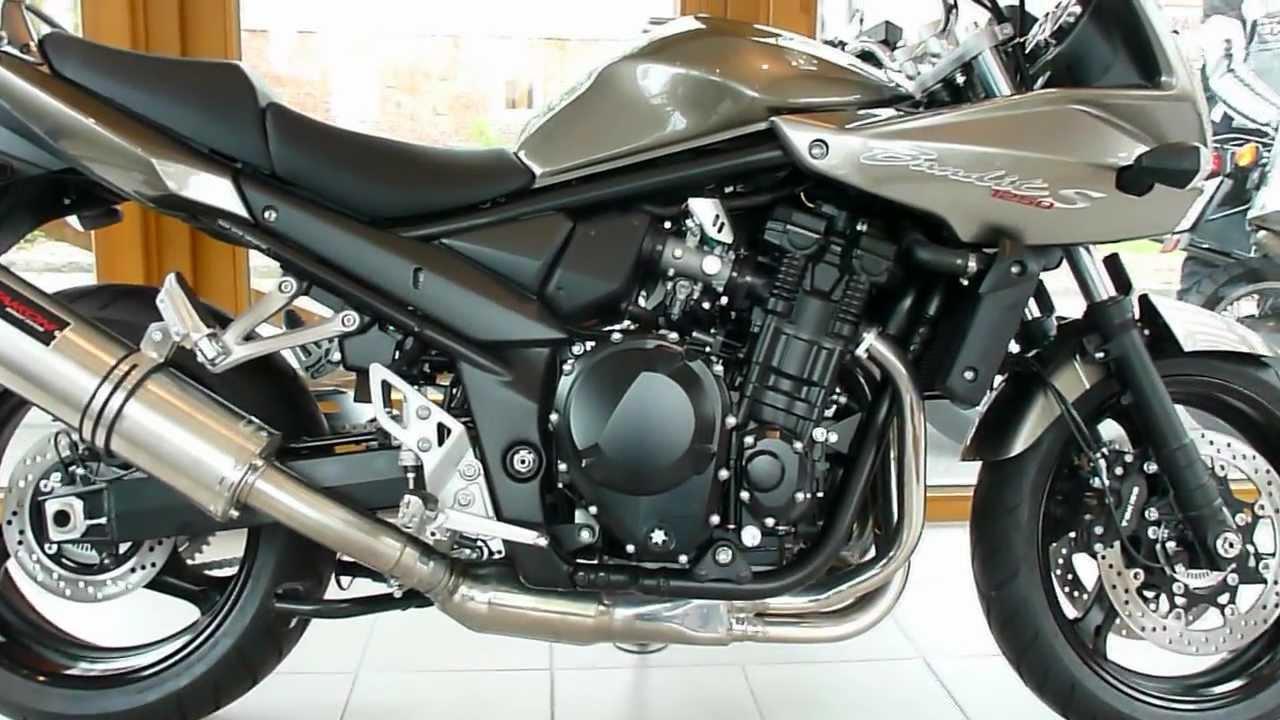 suzuki bandit 1250 s 39 39 takkoni 39 39 exhaust 98 hp 2012 see playlist 39 39 2012 suzuki motorcycle. Black Bedroom Furniture Sets. Home Design Ideas