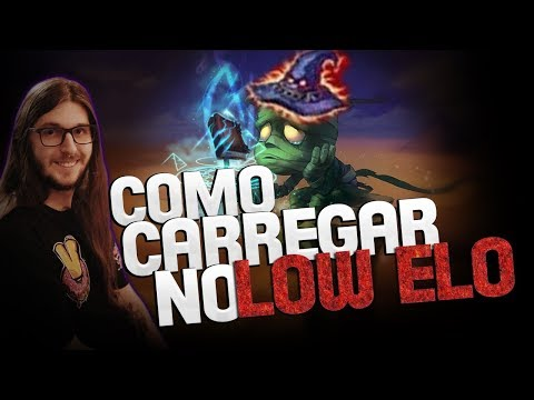 COMO JOGAR NO LOW ELO? Do ferro ao diamond!