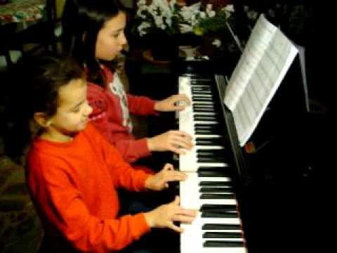 Bulgheroni Asia ed Anita  9 e 5 anni