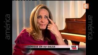 Denisse Dibós - Reportaje en 4to. Poder HD 9/Set./2012