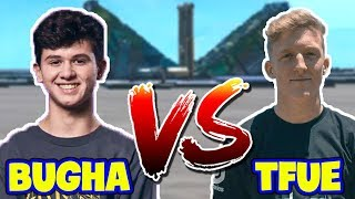 Bugha Challenged Tfue to 1v1 and this happened...