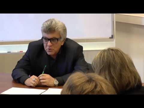 """Дискуссионный семинар: """"Цели реабилитационного процесса"""""""