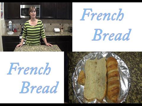 Pan Frances. Super easy French Bread or baguette. Pan de Puerto Rico