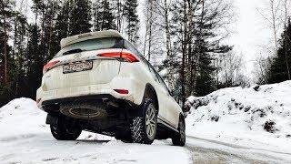 видео Новый Тойота Фортунер 2017/2018 года - цены, комплектации и фото