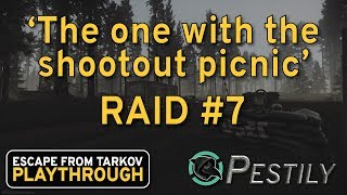 Baixar The One With The Shootout PIcnic - Raid #7 - Full Playthrough Series - Escape from Tarkov
