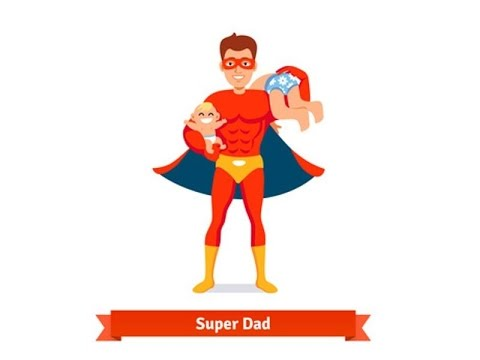 happy father's day song 2016 - My dad is one of the marvel