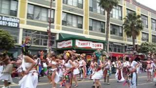 SF Samba Carnival 2009