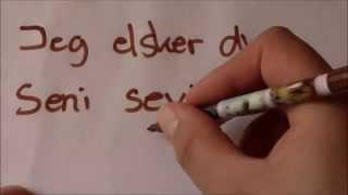 Tyrkisk lektion 1