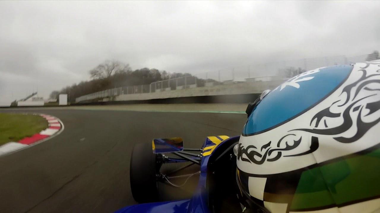 Test Formula Predator PC015 - Onboard Federico Cavani