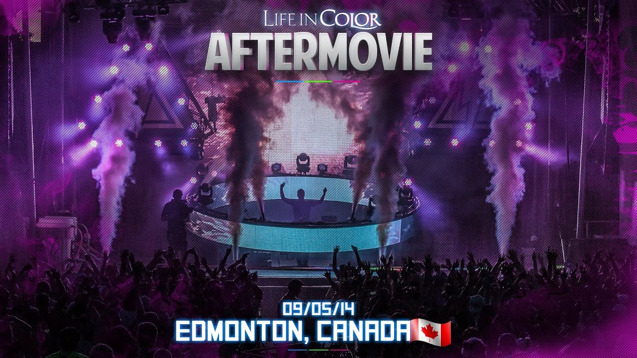 Life in color unleash edmonton canada 090514 official life in color unleash edmonton canada 090514 official aftermovie malvernweather Gallery
