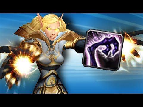 SHADOW PRIEST 1V3! (5v5 1v1 Duels) - PvP WoW: Battle For Azeroth 8.1