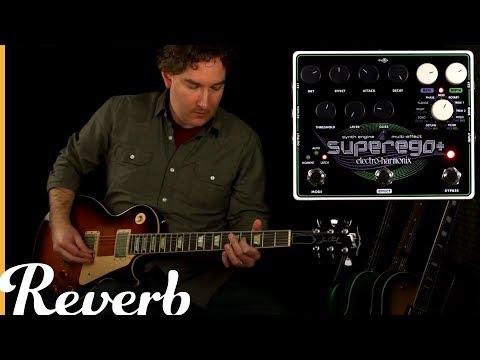 Electro-Harmonix Superego + | Reverb Tone Report Demo