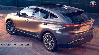 2021 TOYOTA VENZA - All You Need to Know