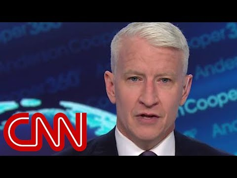 Anderson Cooper: White House operating like business as usual