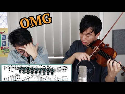 Hardest Violin Cadenza EVER!?