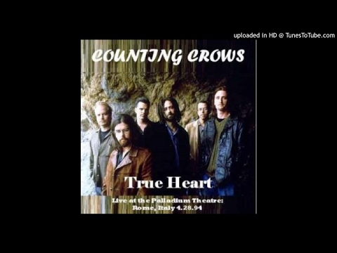 Counting Crows - Time And Time Again (Live In Rome, 1994)