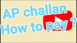 How to pay AP Police Challan